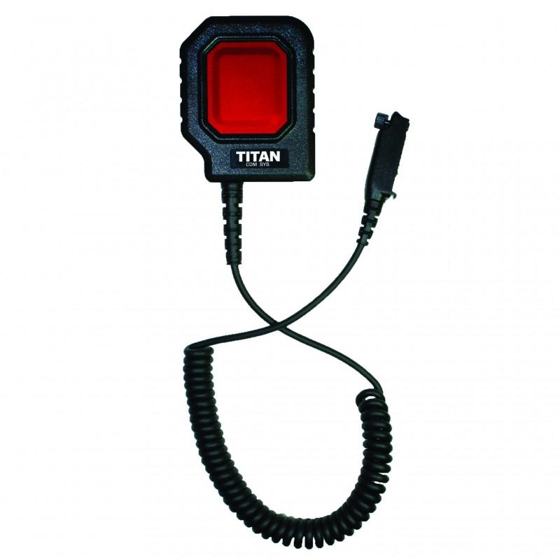 TITAN PTT20 z dużym czerwonym przyciskiem