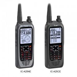 IC-A25CE radiotelefon...