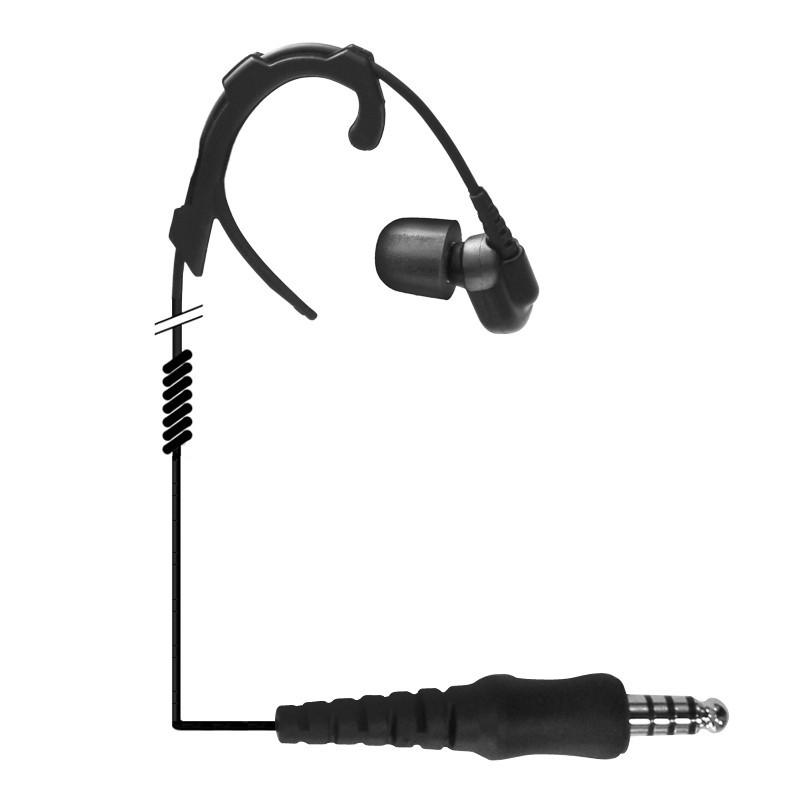 Zestaw mikrofonowo-słuchawkowy TITAN IE-1 ( Milicom)